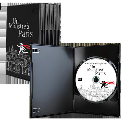 CD film monstre à paris